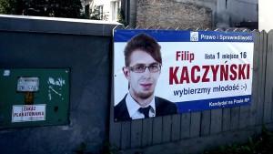 kaczyński - baner